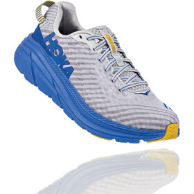 Hoka One One Rincon Running Shoes Men oyster mushroom/nebulas blue